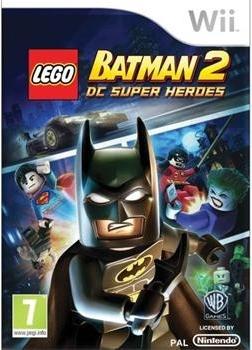 Lego Batman 2: DC Super Heroes (Bazar/ Wii)