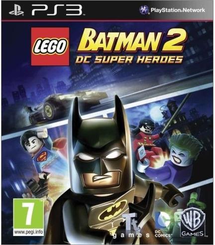 Lego Batman 2: DC Super Heroes (Bazar/ PS3)