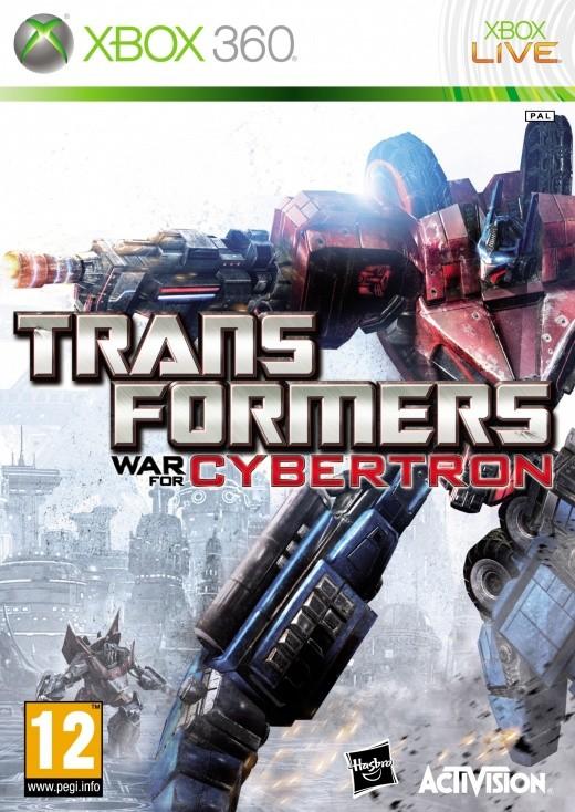 Transformers: War for Cybertron (Bazar/ Xbox 360)
