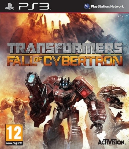 Transformers: Fall of Cybertron (Bazar/ PS3)