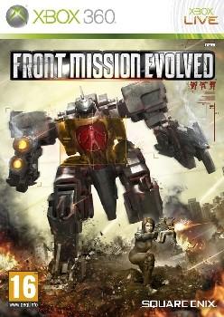 Front Mission Evolved (Bazar/ Xbox 360)