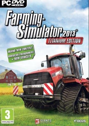 Farming Simulator 2013 /Titanium Edition/ (PC)