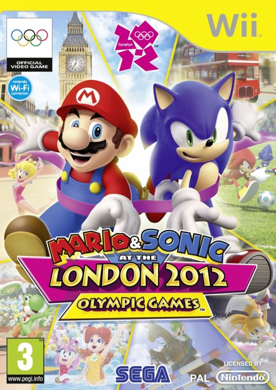 Mario and Sonic: At the London 2012 Olympic Games (Bazar/ Wii)