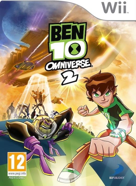 Ben 10: Omniverse 2 (Bazar/ Wii)