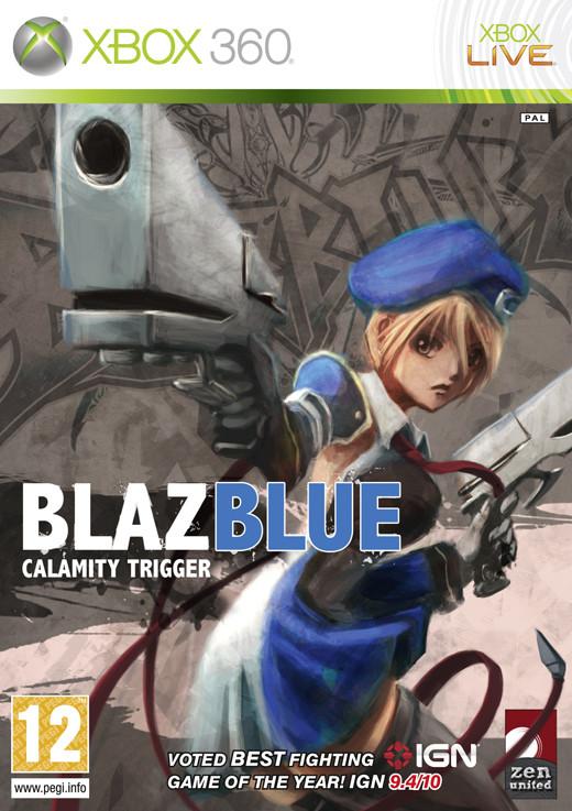 BlazBlue: Calamity Trigger (Bazar/ Xbox 360)