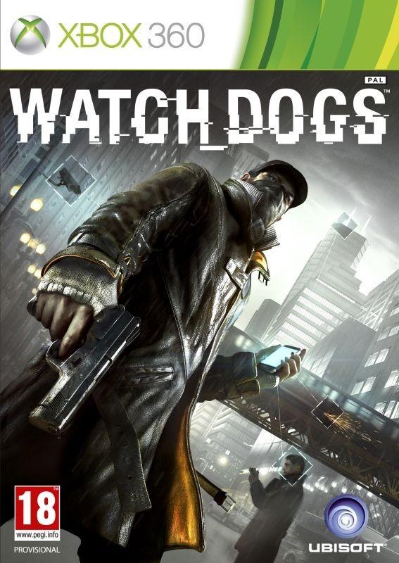 Watch Dogs (Bazar/ Xbox 360) - CZ