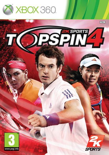 Top Spin 4 (Bazar/ Xbox 360)