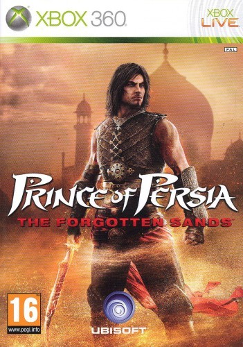 Prince of Persia: The Forgotten Sands (Bazar/ Xbox 360)