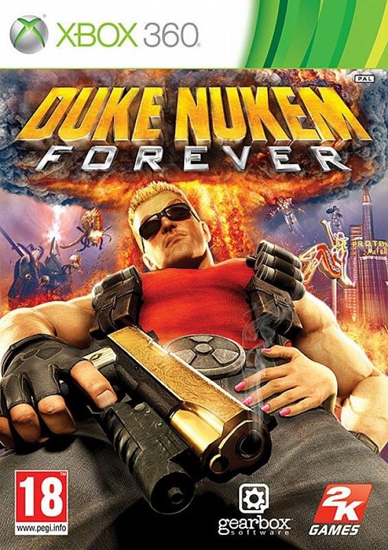 Duke Nukem Forever (Bazar/ Xbox 360) - DE