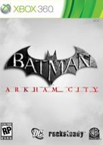 Batman: Arkham City (Bazar/ Xbox 360)