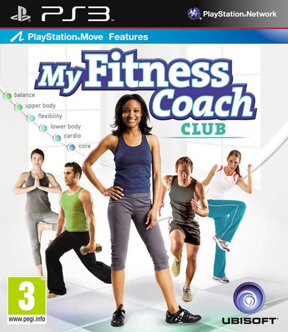 My Fitness Coach Club (Bazar/ PS3 - Move)
