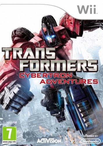 Transformers: Cybertron Adventures (Bazar/ Wii)