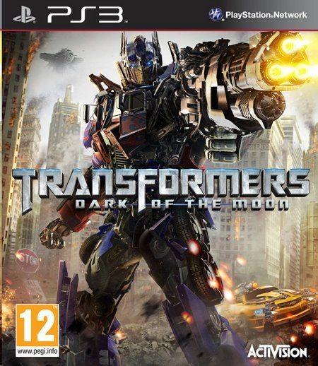 Transformers: Dark of the Moon (Bazar/ PS3)