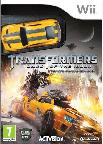 Transformers: Dark of the Moon (Bazar/ Wii)