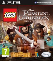 LEGO Pirates of the Caribbean (Bazar/ PS3)