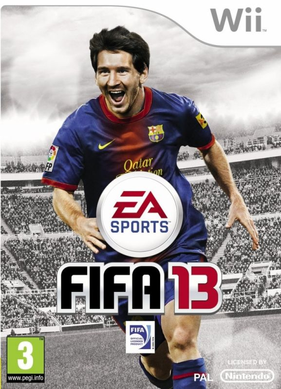 FIFA 13 (Bazar/ Wii)