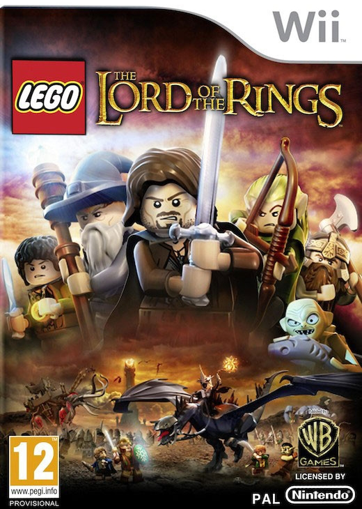 LEGO The Lord Of The Rings (Bazar/ Wii)