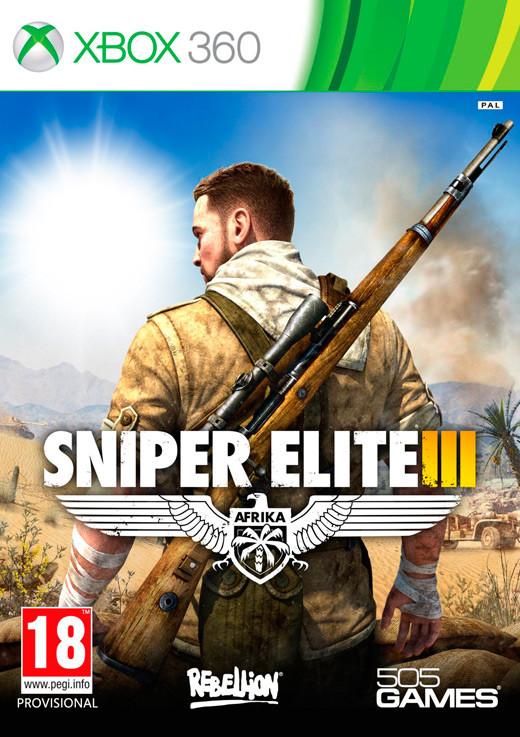 Sniper Elite 3 /Sniper Elite III/ (Bazar/ Xbox 360)