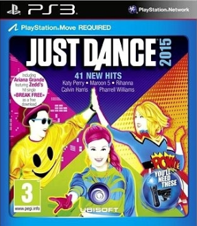 Just Dance 2015 (Bazar/ PS3 - Move)