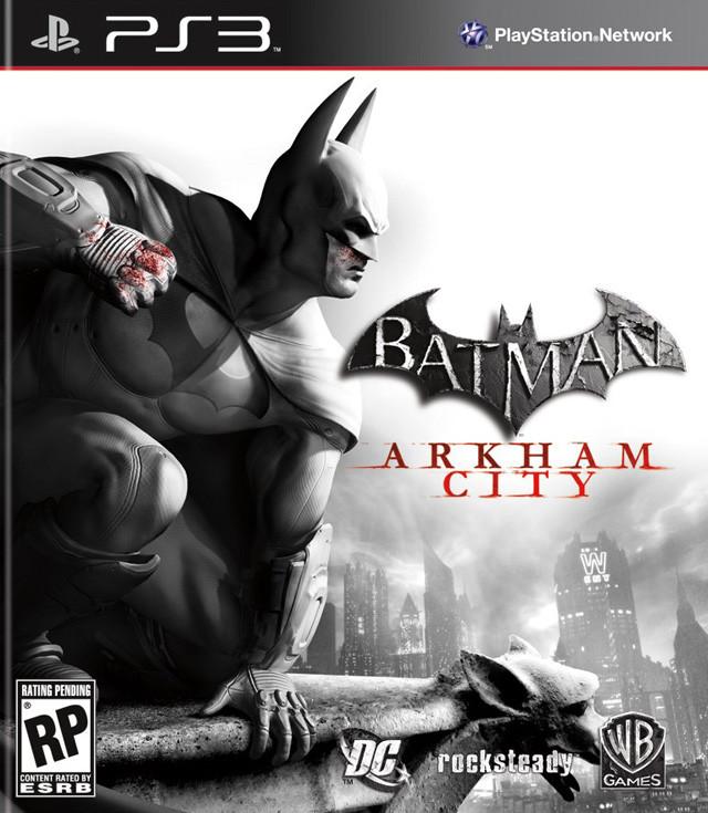 Batman: Arkham City (Bazar/ PS3)