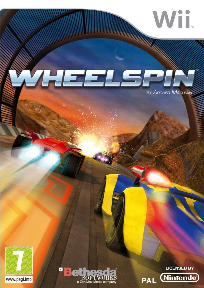 Wheelspin (Bazar/ Wii)