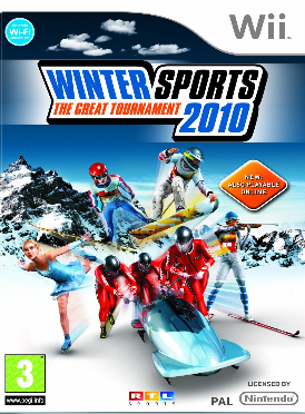 Winter Sports 2010 (Bazar/ Wii) - DE