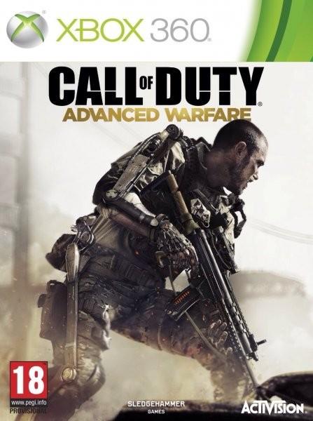 Call of Duty: Advanced Warfare (Bazar/ Xbox 360)