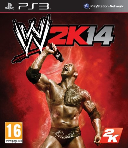 WWE 2K14 (Bazar/ PS3)