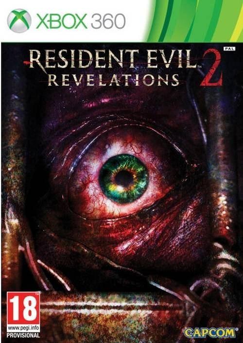 Resident Evil: Revelations 2 (Bazar/ Xbox 360)