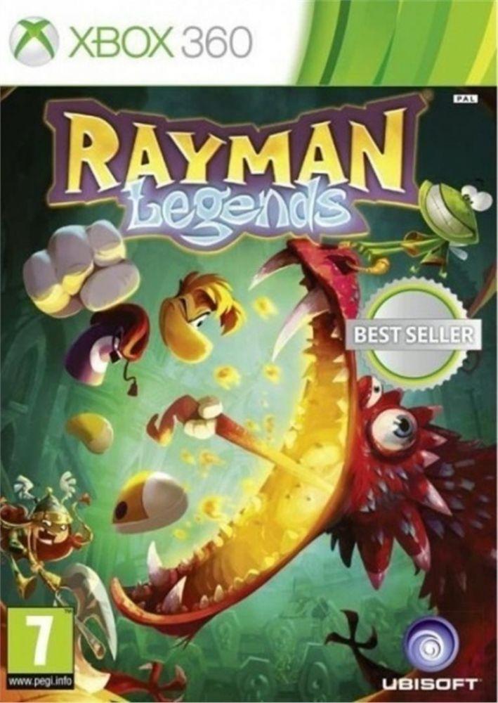 Rayman Legends (Bazar/ Xbox 360)