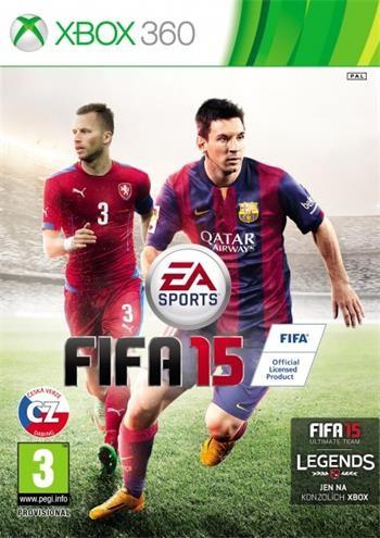 FIFA 15 (Bazar/ Xbox 360)