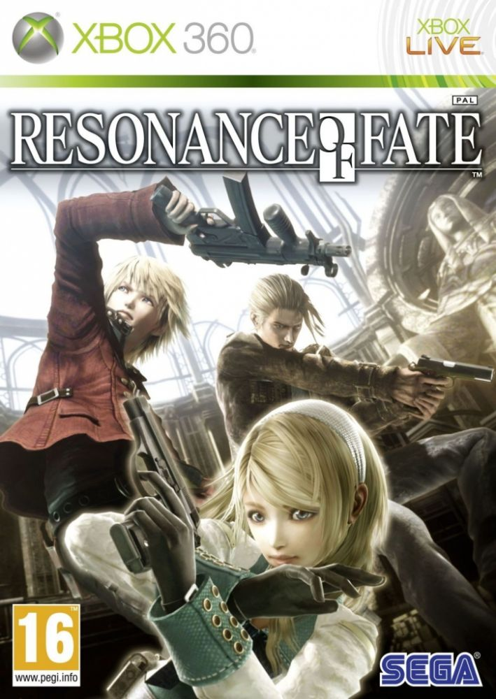 Resonance of Fate (Bazar/ Xbox 360)