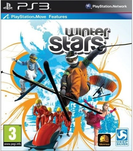 Winter Stars (Bazar/ PS3 - Move)
