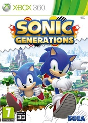Sonic Generations (Bazar/ Xbox 360)