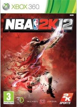 NBA 2K12 (Bazar/ Xbox 360)
