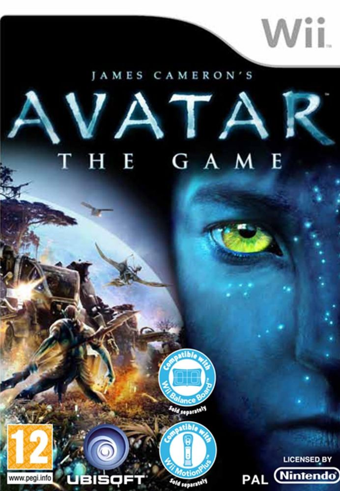 James Camerons Avatar: The Game (Bazar/ Wii)
