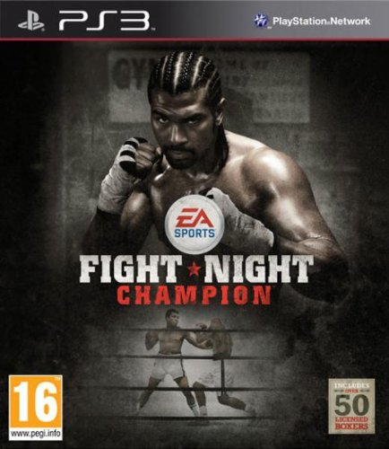 Fight Night Champion (Bazar/ PS3)