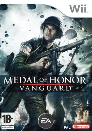 Medal of Honor Vanguard (Bazar/ Wii)