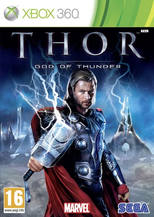 Thor: God Of Thunder (Bazar/ Xbox 360)