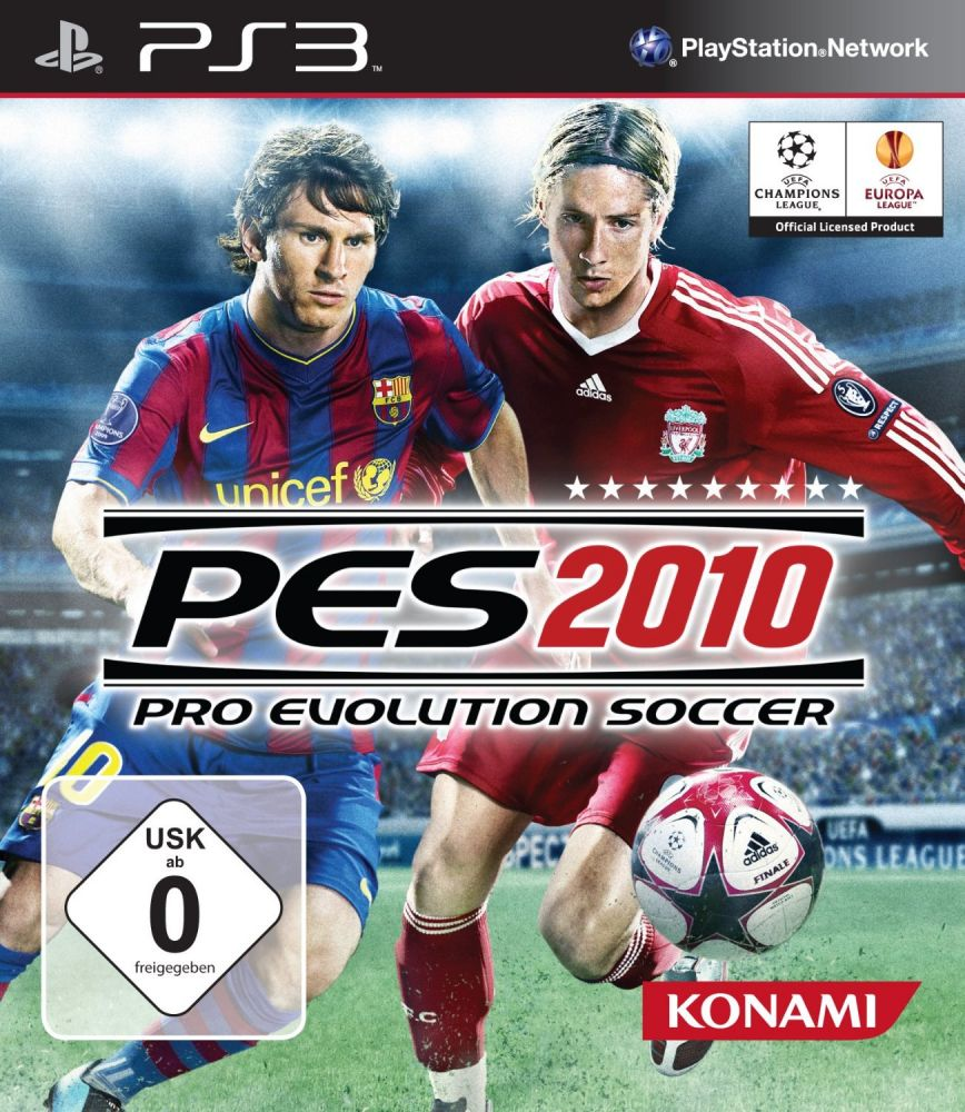 Pro Evolution Soccer 2010 {PES 2010} (Bazar/ PS3)
