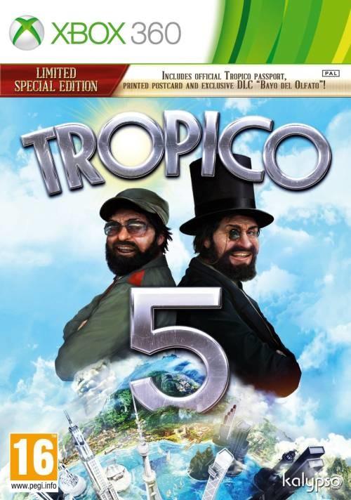 Tropico 5 (Bazar/ Xbox 360)