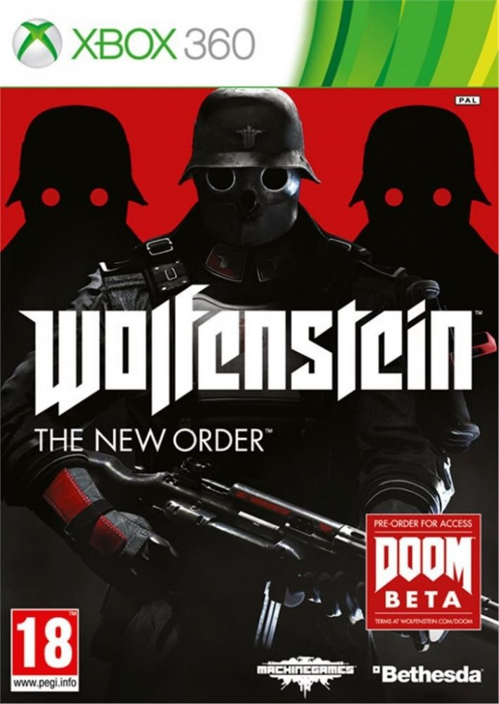 Wolfenstein: The New Order (Xbox 360) - US