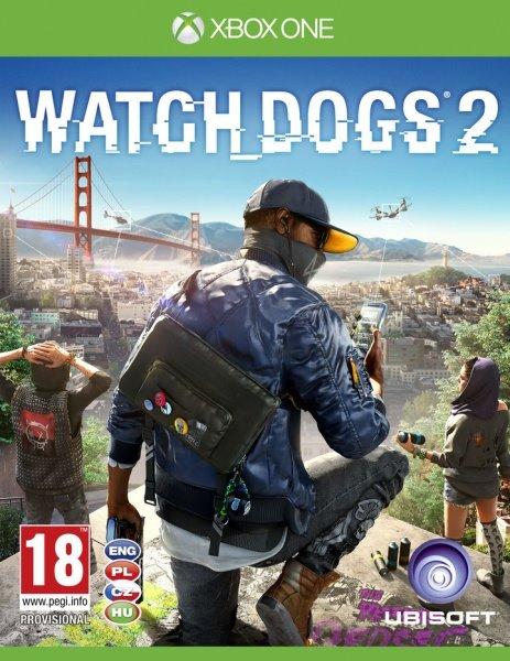 Watch Dogs 2 (Xbox One) - CZ
