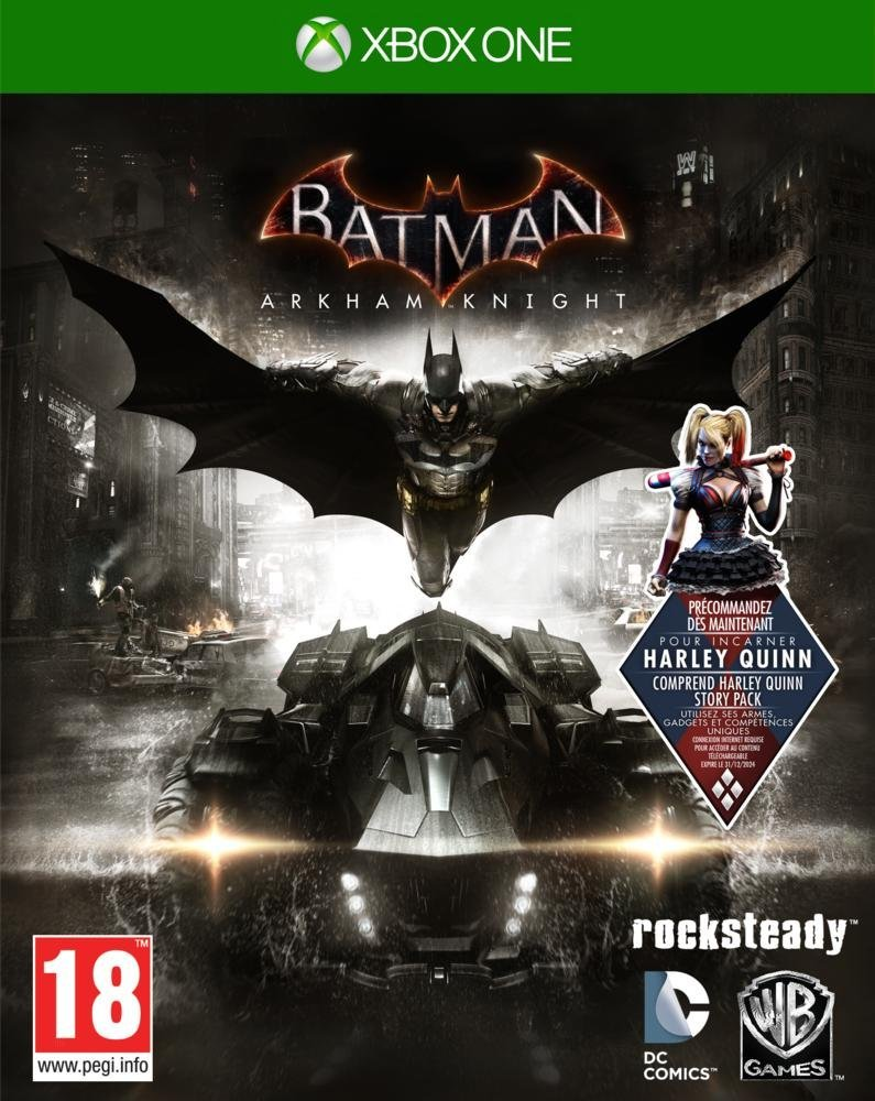 Batman: Arkham Knight (Bazar/ Xbox One)