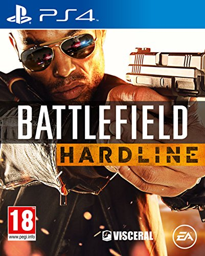 Battlefield: Hardline (Bazar/ PS4)