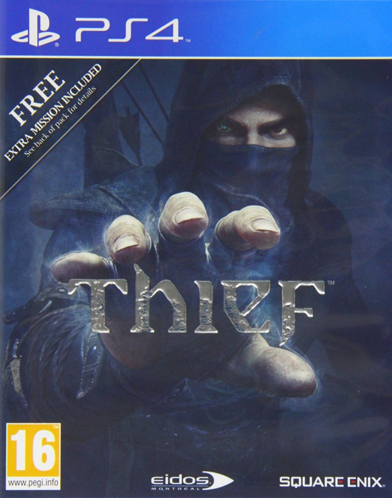 Thief 4 (Bazar/ PS4)