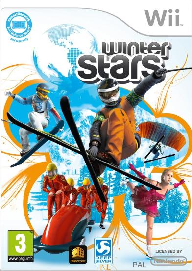 Winter Stars (Wii) - Výprodej