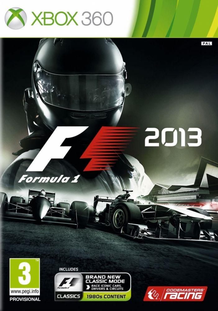 F1 2013 (Bazar/ Xbox 360)