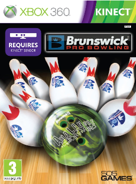 Brunswick Pro Bowling (Bazar/ Xbox 360 - Kinect)