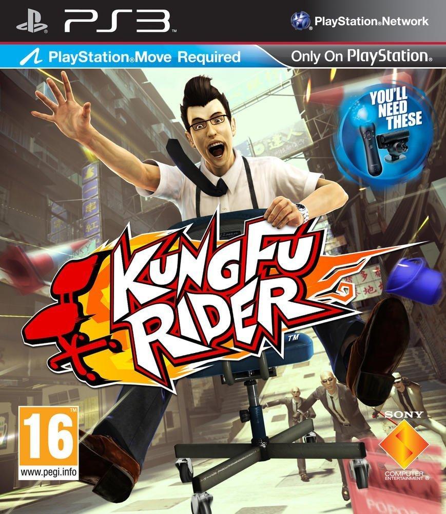 Kung Fu Rider (Bazar/ PS3 - Move)